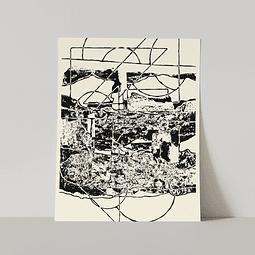 Lámina Abstracto 3