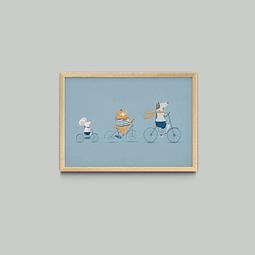 Cuadro Tres Amigos