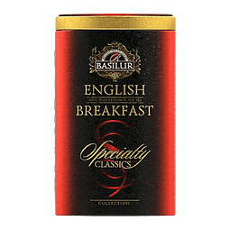 Clasicos English Breakfast 100grs