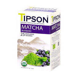 TIPSON MATCHA BLUEBERRY