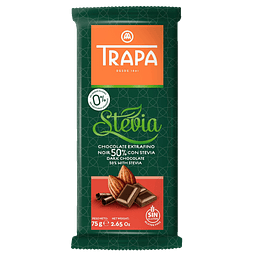 Chocolate con Stevia 50% noir