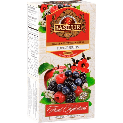 Infusion Forest Fruits 25 Bolsas