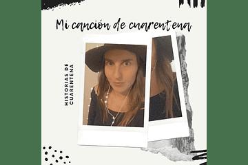 Mi canción de cuarentena - Andrea Puelma