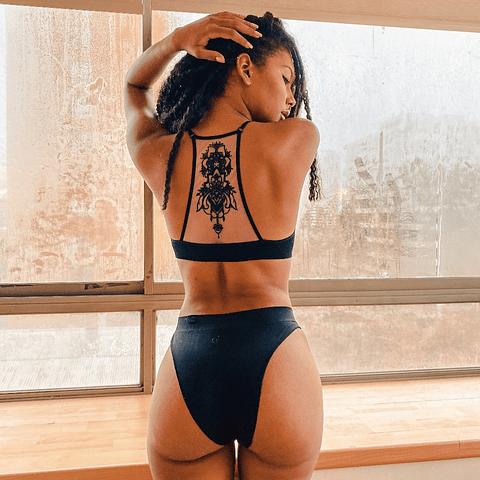 Bralette Dalia Negro