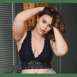 Bralette Ariana Negro