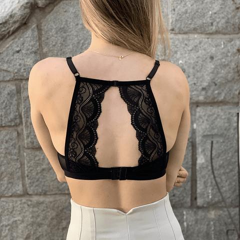 Bralette Elisa Negro