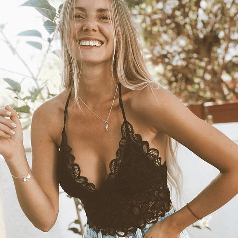 Bralette Renata Padded Negro