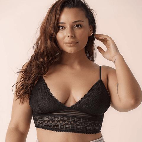 Bralette Frida Negro