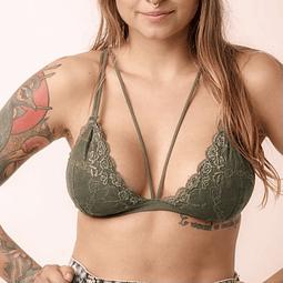 Bralette Amara Olive