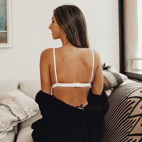 Bralette Amara Crema