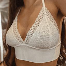 Bralette Agustina Blanco