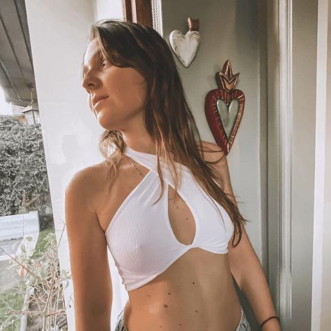 Bralette Trini Blanco