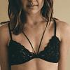 Bralette Flavia Negro