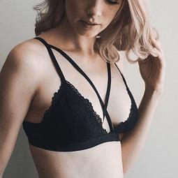 Bralette Anaís Negro