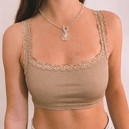 Bralette Amelia Mocha