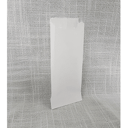 Sacos de Papel Blanco B-0125 1X100 unidades