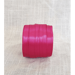 Cinta satin 1 faz 1 cm. ancho - Color Fucsia