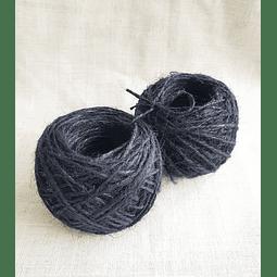 Pack de ovillos de Yute - Negro