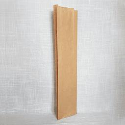 Sacos de Papel Kraft K-baguette con ventana 1X100 unidades