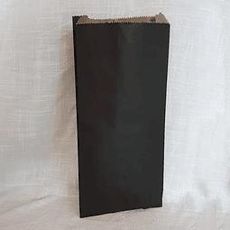 Sacos de Papel Color Negro C-0400 1X100 unidades