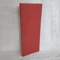 Sacos de Papel Color Rojo C-0600 1X100