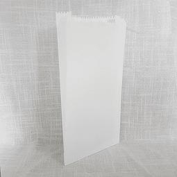 Sacos de Papel Blanco B-0200 1X100 unidades