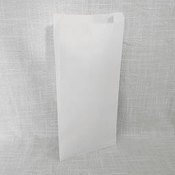 Sacos de Papel Blanco B-0300 1X100 unidades