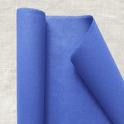 Papel Seda Azulino 250 pliegos 77 x 50 cms