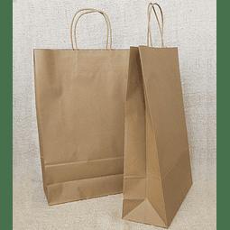 Bolsas de Papel Kraft - 30 x 42 x 12 CM 1X50 unidades