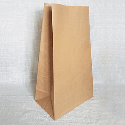 Sacos de Papel Kraft Delivery 24 x 41 x 13 CM 1X50 unidades