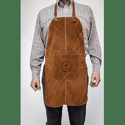 Pechera Premium 100% cuero Reno