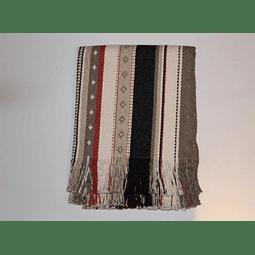 Manta algodón Huitrú  1,30 x 1,40 mts