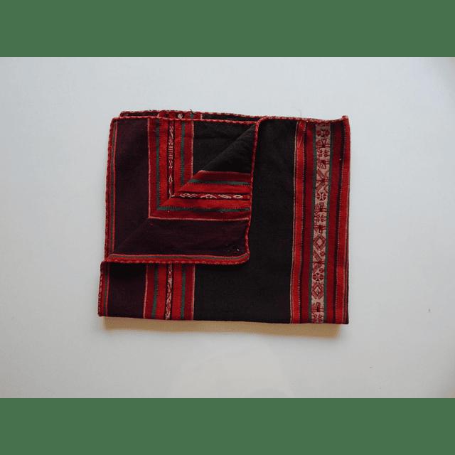 Aguayo antiguo boliviano