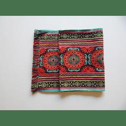 Camino de mesa Azulejo Pimentón