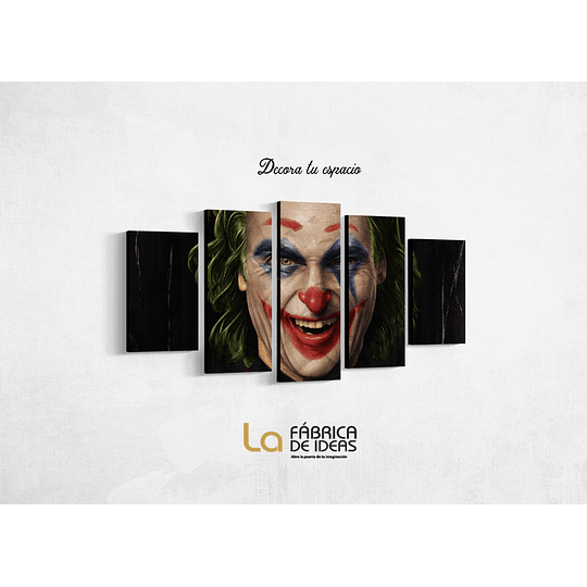 Cuadro Guazon (Joker) tamaño 110 x 59