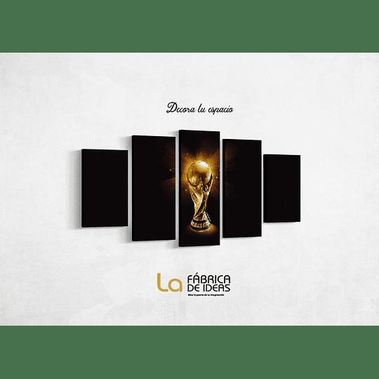 Cuadro Futbol Copa Del mundo
