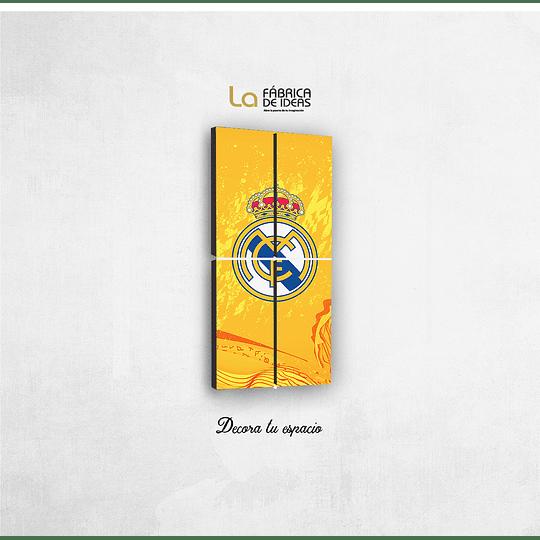 Cuadro Futbol Real Madrid