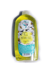 Shampoo Natural Light Manzanilla