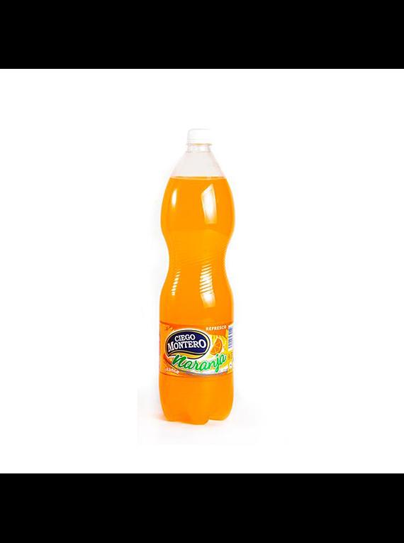 Refresco de pomo 1500ml Naranja