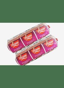 2 Tubos de Picadillo de Res Pirene 250g