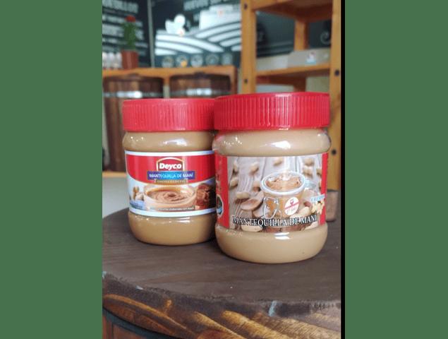 Mantequilla de Mani 340g