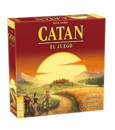 Preventa - Catan