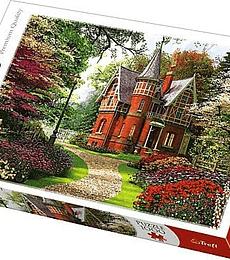 Puzzle Trefl 1000 Pcs - Victorian Cottage