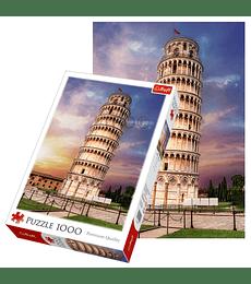 Puzzle Trefl 1000 Pcs - Pisa Tower