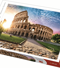 Puzzle Trefl 1000 Pcs - Sun-drenched Colosseum