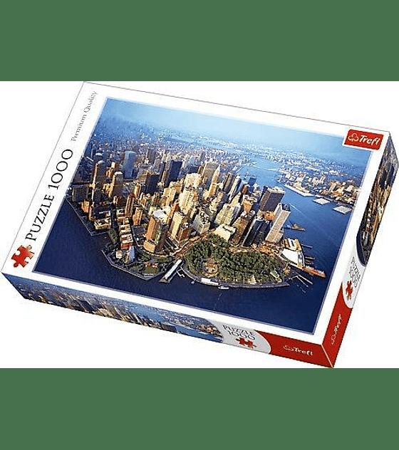 Puzzle Trefl 1000 Pcs - Nueva York