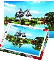 Puzzle Trefl 1000 Pcs - Sanphet Prasat Palace