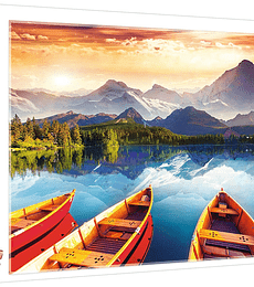 Puzzle Trefl 2000 Pcs - Crystal Lake