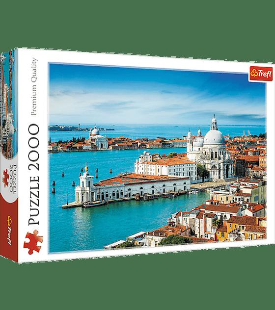 Puzzle 2000 Pcs - Venecia Trefl