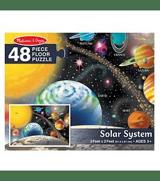 Puzzle de Piso Sistema Solar 48 Piezas